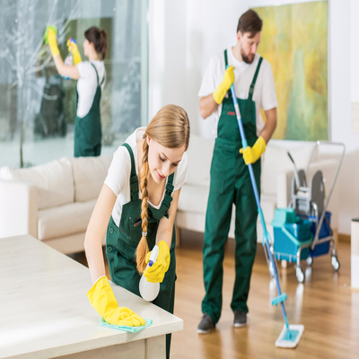 Empresa de soluções de limpeza na Vila Olímpia